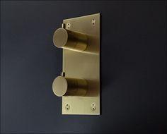 Brass Shower Valves & Controls | Brass Bathroom Taps. £550 ex VAT