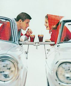 Coca-Cola ad c. 1965 My favorite soda!! <3