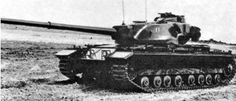 FV214 Conqueror. This British heavy tank of the Cold War was designed as an answer to the Soviet IS-3. As its 120 mm main gun had greater range than the 20lbr of the Centurion, the FV 214 would have acted as long range fire support. It's tactical relevance disappeared after Centurions were up-gunned to the L7 105 in 1959.