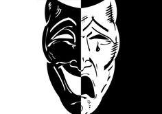 Drama Mask by zakhren on deviantART