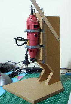 PCB drill press