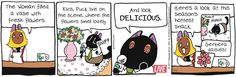 Breaking Cat News by Georgia Dunn for Jul 10, 2017 | Read Comic Strips at GoComics.com