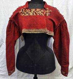 Oh this is so nice (Pharyah) Folk Clothing, Traditional Dresses, Costumes, Jackets For Women, Bell Sleeve Top, Museum, Norway, Clothes, Ethnic