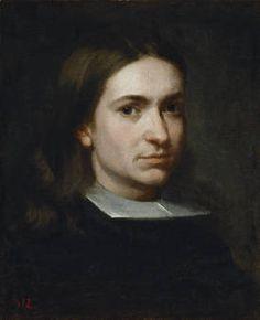"""Sebastián Muñoz, """"Autorretrato (¿?)"""", 1670-1680, óleo sobre lienzo, 42,7 x 35 cm"""