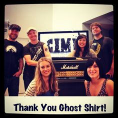 Read more about #Ghostshirt
