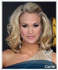 carrie underwood short hair -