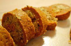 Seitanbraten mit Pastinakenfüllung | Pustekuchen