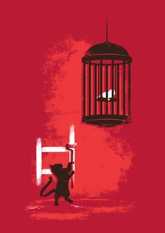 Pop surrealism illustration on Behance