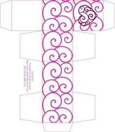 More great free printable boxes - this box design is in 6 colors Don't Eat the Paste: New banner+Boxes to match! Printable Box, Printables, Paper Box Template, Box Templates, Cardboard Crafts, Craft Box, Card Envelopes, Free Coloring Pages, Paper Gifts
