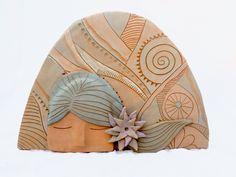 mattonella decorativa in ceramica pezzo unico