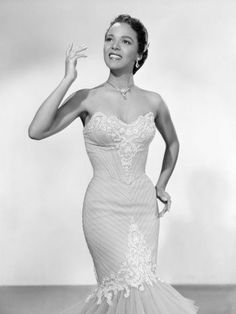 Stunning and Simple Jewelry - Dorothy Dandridge