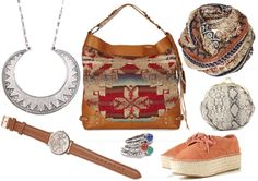 Accessorise for...the traveller trend