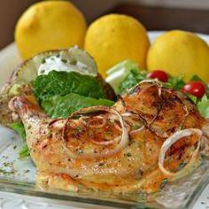 Lemon Chicken I, photo by Baking Nana