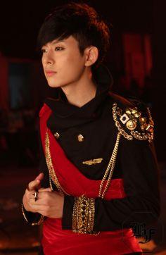Donghyun // Boyfriend (Janus era)