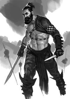 Dragon S Dogma Art Warriors Pinterest Art And Dragon