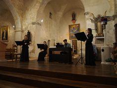 Baroque Ensemble - Oliena 2 gennaio 2016 - Valentina Satta, Claudia Dolce, Silvia Marras, Riccardo Pintus - Ente Musicale di Nuoro