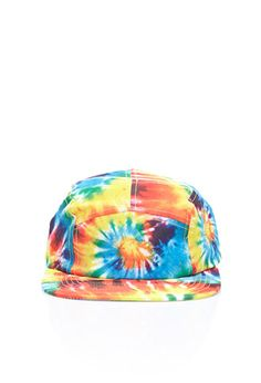 Tie-Dye Five-Panel Hat | 21 MEN - 2000080262