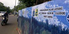 Gagal Selesaikan Pekerjaan Tepat Waktu, JPS: Blacklist Kontraktor Proyek Jalan Layang Kapten Tendean - Blok M - Cileduk