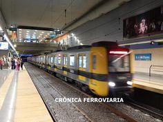 CRÓNICA FERROVIARIA: El privilegio de usar subte