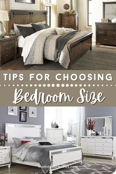 Ideal Bedroom Size to Accommodate a Complete Bedroom Set - Mom Does Reviews