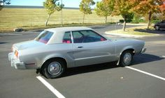 1977 Ford Mustang,....HOT ...mine was red with white interior