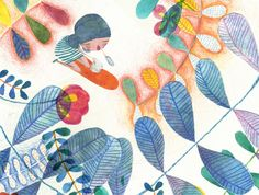 Laíssa Moreira - illustrator http://cargocollective.com/laissamoreira https://www.instagram.com/lamoreira_art/ https://www.facebook.com/laissaillustration/