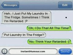 I would be the fridge guy and all my friends are the other guy basically