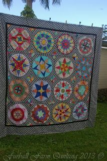 Camelot quilt...i've never heard of one of these before, but it's ... : furball farm quilting - Adamdwight.com