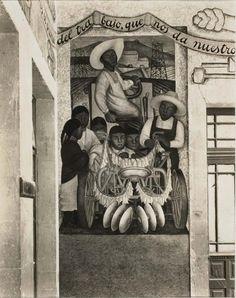 Tina Modotti, Diego Rivera, Festival of the Tractor, 1927