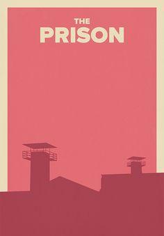 The Walking Dead - The Prison