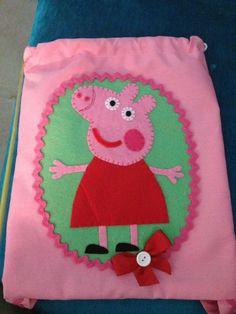 Bolsa Merienda Peppa Pig
