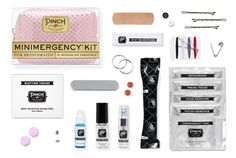 Minimergency Kit for Bridesmaids by Pinch Provisions - Cheaper on this site