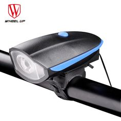 WHEEL UP 240 Lumens Waterproof Night Riding Horn Light Bicycle Accessories 1200 mAH USB Charging Bike Light Rechargeable Lights -- AliExpress Affiliate's buyable pin. Click the VISIT button for detailed description on www.aliexpress.com #BicycleLights