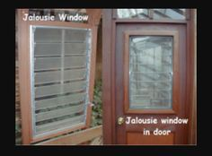 Jalousie glass slat windows & Jalousie windows their history and where to buy them today - 21 ...