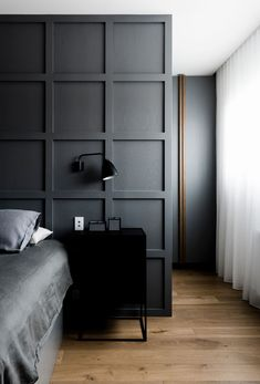 Inspiration 69 Tom Blachford -- Article ideas / research - modern room divider ideas for Best of Modern Design - So many good things!Tom Blachford -- Article ideas / research - modern room divider ideas for Best of Modern Design - So many good things! Home Bedroom, Bedroom Decor, Bedroom Ideas, Design Bedroom, Bedroom Wardrobe, Bedroom Furniture, Room Divider Ideas Bedroom, Bedroom Curtains, Ikea Bedroom