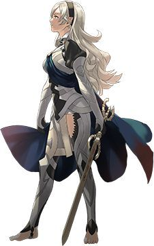 Avatar - Fire Emblem: If (Female); The Avatar is a special playable unit in Fire Emblem Fates. The player chooses the name, appearance, and gender of this unit. The default name of this Avatar is Corrin.