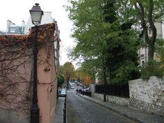 Ruelas de Montmartre