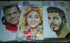 #Idée #Cadeau #Fan #KeenV #Pokora #Shakira #Enfants # Surprise