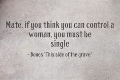 Bones - This side of the grave, Night Huntress series