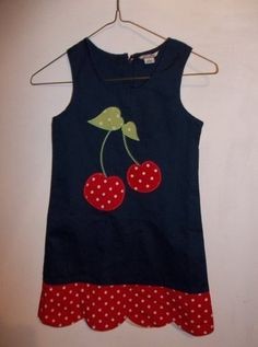 holy cuteness!! hartstrings brand jumper with cherries :)