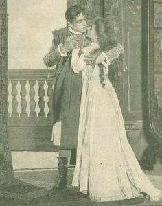 Maude Adams in Romeo and Juliet