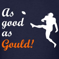 Robbie Gould FTW always!!!