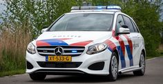 Police Uniforms, Emergency Vehicles, Police Cars, Holland, Mercedes Benz, Van, Steel, Firefighter, Rolling Carts