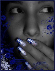 blue tiger by ~Tartofraises on deviantART