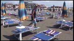 Le immagini di Fast Video girate a Marina di Grosseto dopo il nubifragio che ha colpito il capoluogo maremmano.