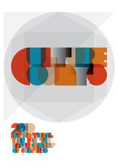 culture counts, unesco poster