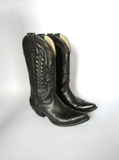 Check out this item in my Etsy shop https://www.etsy.com/uk/listing/479207887/don-quijote-1980s-vintage-cowboy-boots