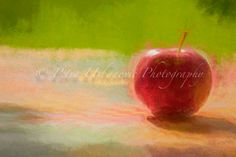 Red apple... painterly photography Photography For Sale, Fine Art Photography, Red Apple, Petra, Colours, Autumn, Prints, Art Photography, Fall