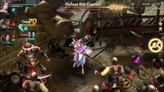 Dynasty Warriors Unleashed is a Android Free-2-play Action RPG Multiplayer Game where players will set out on a quest to unite the three kingdoms