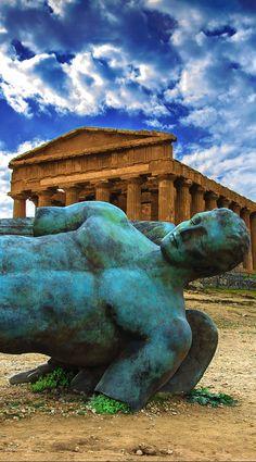 Tempio della Concordia Sicilia